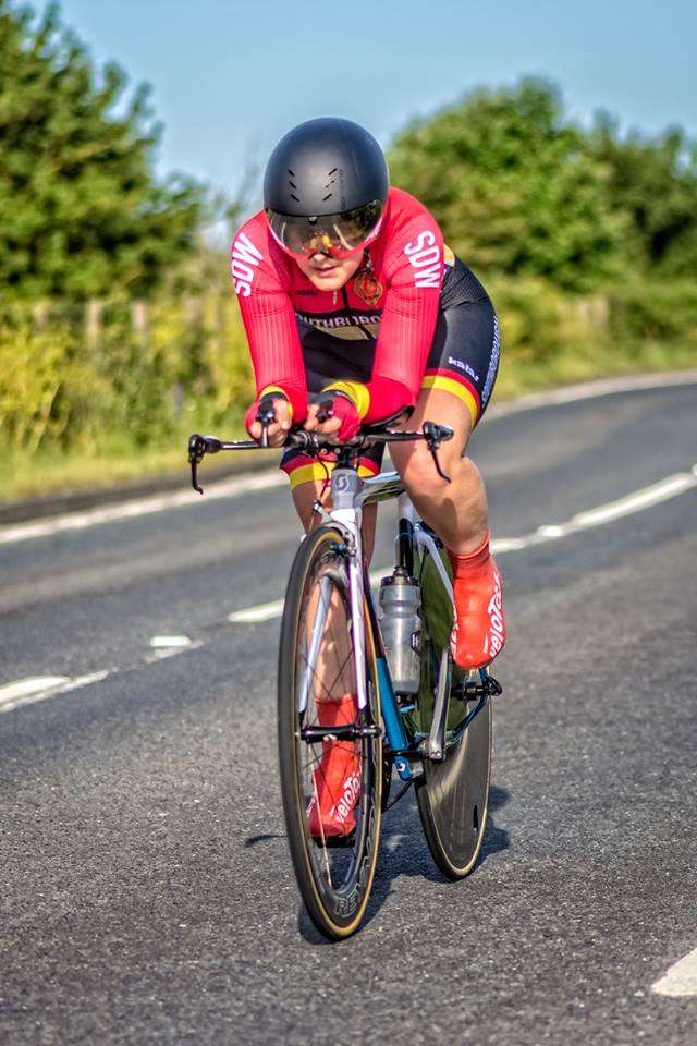 Cycling Time Trials: Profile